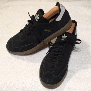 Men's Black Adidas Samba Size 9.5